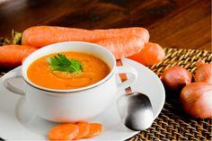 Vellutata di carote al curry...