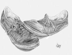 Daily Sketch - Old Soft Shoe by Pixel-Slinger.deviantart.com on @DeviantArt