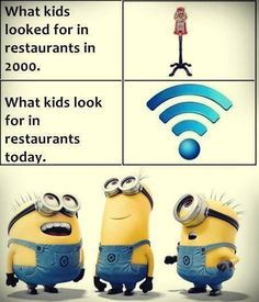 38 Ideas funny pictures of the day hilarious minions quotes Funny Minion Memes, Minions Quotes, Funny Texts, Funny Jokes, Hilarious, Funny Laugh, It's Funny, Funny Signs, Amor Minions