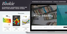 Bookie - WordPress Theme for Books Store  -  https://themekeeper.com/item/wordpress/bookie-wordpress-theme-for-books-store