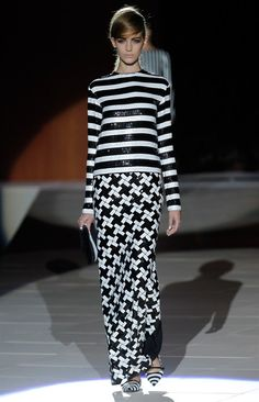 40. Vanessa - Lookbooks - Marc Jacobs Collection - Womens Ready to Wear - Spring / Summer 2013