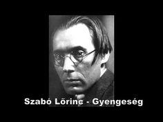 Szabó Lőrinc - Gyengeség (Dankó Hajnalka) Einstein