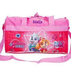 Girls cute Peppa Pig personalised custom made Any name gym//dancing//swimming//school//nursery//travelling baby changing bag backpack
