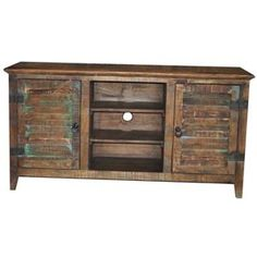 1000 images about tv stands on pinterest reclaimed wood for American furniture warehouse tv stands
