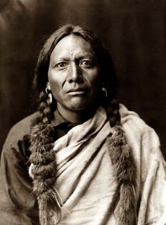 Indianer-Krieger