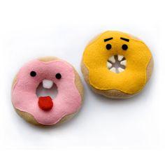 donut soft toy pattern
