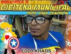 Eddy Khaos: Bate Bapo - Com Desenhistas no 1º Aniversário da B...