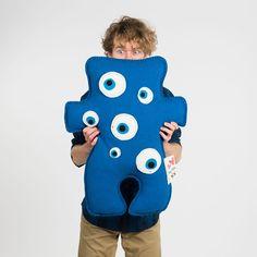 Create Your Own - Size M - Blue van HuggleBarry | Markita.nl