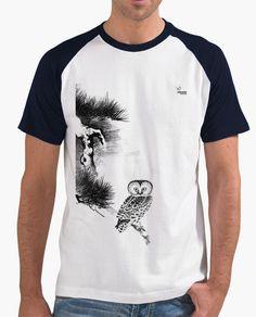 Camiseta Búho A