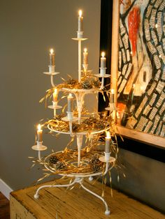 Starry and Bright - Our 65 Favorite Handmade Holiday Decorating Ideas on HGTV