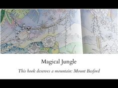 Magical Jungle - This book deserves a mountain: Mount Basford - YouTube