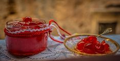 New Research Finds Spoon Sweets Healthier Than Most Desserts - The Pappas Post High Sugar, Dessert Spoons, Food Science, Healthy Alternatives, Healthy Desserts, Fresh Fruit, Research, Cherry, Nutrition