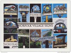 village signs - Google Search
