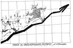 Desde el endeudamiento reportó: Marcelo Chamorro.