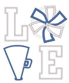 All Designs :: Love Cheer