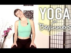 Yoga For Neck Pain - Neck & Shoulder Pain Relief Stretches for Beginners - YouTube