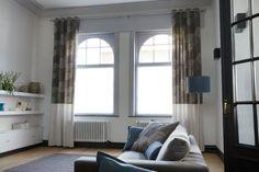 ideas cortinas decoracion salon moderno