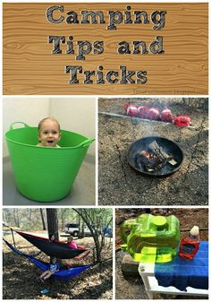 A Time For Seasons: Helpful Camping Tips