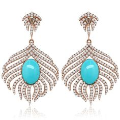 Houston Jeweler - Fine Jewelry & Timepiece Store in Houston Women's Jewelry, Jewelry Stores, Fine Jewelry, Sleeping Beauty Turquoise, Turquoise Earrings, Diamond Engagement Rings, Jewels, Drop Earrings, Jewelery