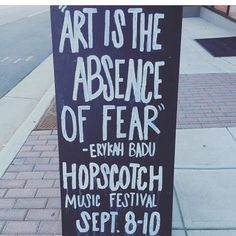 @hopscotchfest is here!!!!  music lowers unite for 3 days. Who's going? #hopscotch #music #musicfestival @gypsyjulemisfitmerc