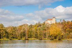 Schloss Neudenstein, Völkermarkt. River, Mountains, Nature, Outdoor, Outdoors, Naturaleza, Outdoor Games, Nature Illustration, The Great Outdoors