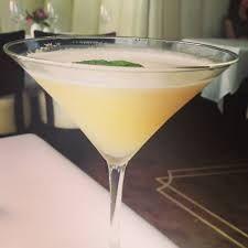 Apple & Elderflower Martini - 150ml vodka, 50ml sweet vermouth, 100ml cloudy apple juice, 50ml elderflower cordial. Half lime juiced. Garnish with slice of apple. Shake ingredients in iced cocktail shaker and strain into martini glass and add the apple garnish