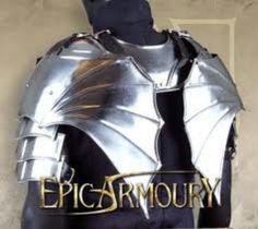 Shoulder Armor wings for back