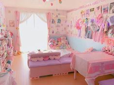 Discover recipes, home ideas, style inspiration and other ideas to try. Girl Bedroom Designs, Room Ideas Bedroom, Girls Bedroom, Bedroom Decor, Bedrooms, Cute Room Ideas, Cute Room Decor, Pastel Room, Pink Room