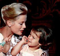 Grace and Caroline - 1959