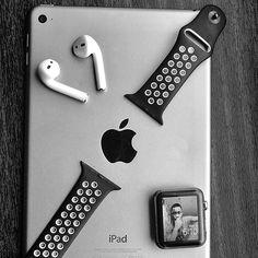 100% Apple Thanks @hams_burhan for this inspired #applewatch #apple #lifestyle #watch #applewatchband #fashion #instatech #technology #iphone #ipad #street #urban #city #blackandwhitephotography