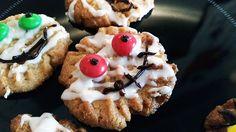 Last Minute Halloween Kekse