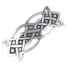 ST JUSTIN CELTIC KNOT PEWTER//BLACK ONYX CUFF LINKS NEW