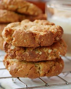 Fitt, Bread, Cookies, Crack Crackers, Cookie Recipes, Bakeries, Breads, Biscotti, Fortune Cookie