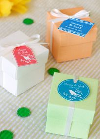 Design Your Own Wedding Gift Tags : favors your guests will enjoy the personal touch you created for your ...