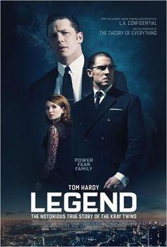 Legend (2016) by Brian Helgeland