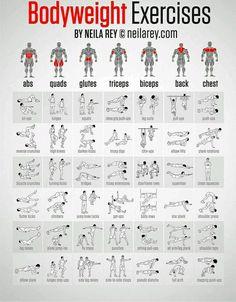 Power Exercises