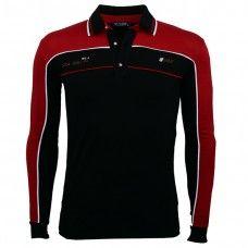 Club Ju Polo Trui - Zwart/Rood