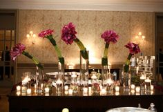 Almost exact same floral arrangements as W hotel in NY.  Looks great