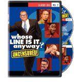 Whose Line Is It Anyway: Season 1, Vol 2 (DVD)By Drew Carey