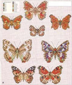 This Pin was discovered by Mag Cross Stitch Boards, Cross Stitch Art, Cross Stitch Alphabet, Cross Stitch Animals, Cross Stitching, Cross Stitch Embroidery, Embroidery Patterns, Cross Stitch Patterns, Crochet Patterns