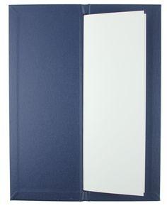 Carbon Rod | Cocktail Size - Blue Buckram