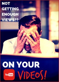 NOT GETTING ENOUGH VIEWS on Your YouTube videos via @Ileane Smith