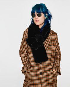 Женские шарфы | Новая коллекция онлайн | ZARA Российская Федерация