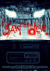 Poster for ' I Saw the Devil'.