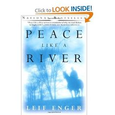 12 best books worth reading images on pinterest book book book peace like a river fandeluxe Choice Image