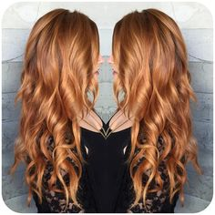 "159 Me gusta, 24 comentarios - GENAI CANALE  •  Hair Life  • (@genai_beloved) en Instagram: ""Golden copper."""