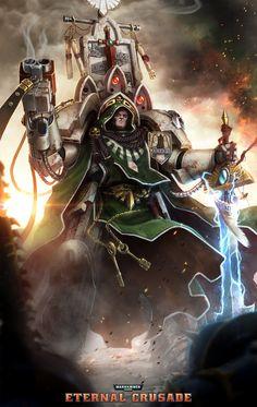 Warhammer 40000,warhammer40000, warhammer40k, warhammer 40k, ваха, сорокотысячник,фэндомы,Dark Angels,Space Marine,Adeptus Astartes,Imperium,Империум,eternal crusade,WH Games,хайрез,Terminator Squad