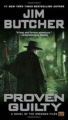 Chicago wizard Harry Dresden is drafted by the White Council of Wizards to serve as a Warden and investigate rumors of black magic in the city. (Bk. 8)