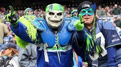 Seahawks fans are crazy!