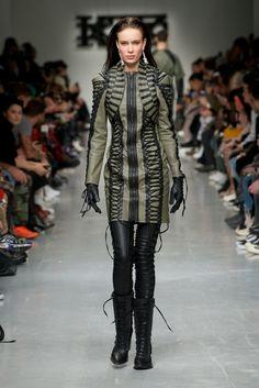 KTZ | Menswear - Autumn 2017 | Look 35